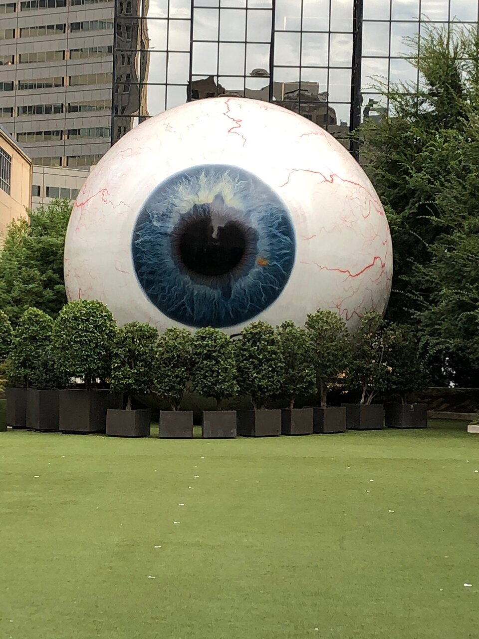 Giant Eyeball (Dallas) - 2021 All You Need to Know BEFORE You Go (with  Photos) - Tripadvisor