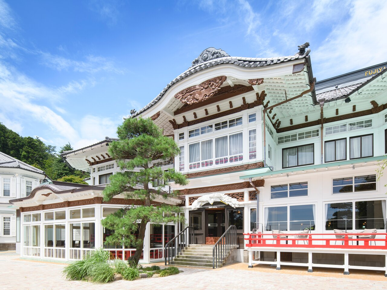 ハーヴェスト 箱根 甲子園 ホテル