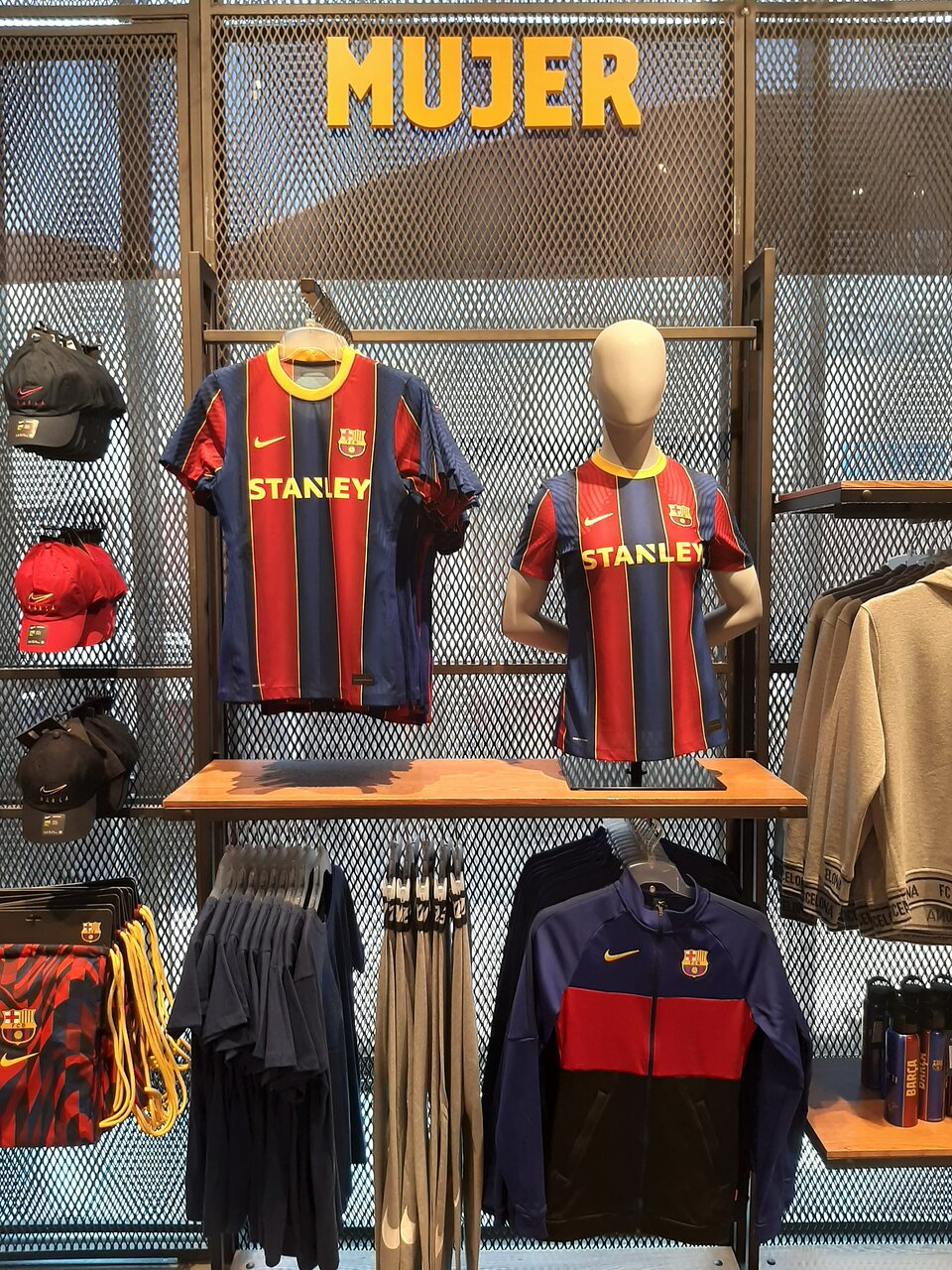 fc barcelona official store camp nou 2020 all you need to know before you go with photos tripadvisor fc barcelona official store camp nou