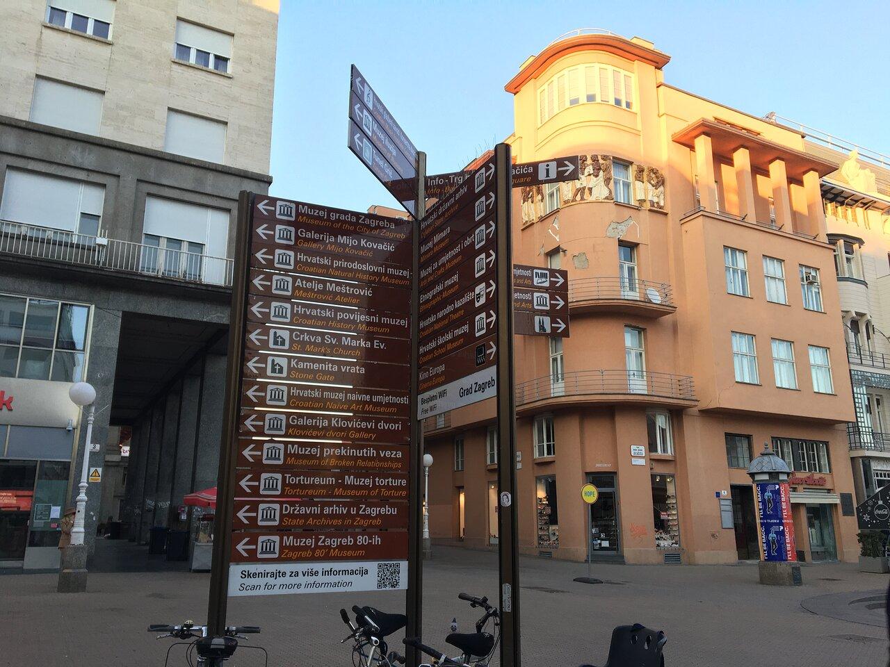 Upper Town Gornji Grad Zagreb All You Need To Know Before You Go Updated 2021 Zagreb Croatia Tripadvisor