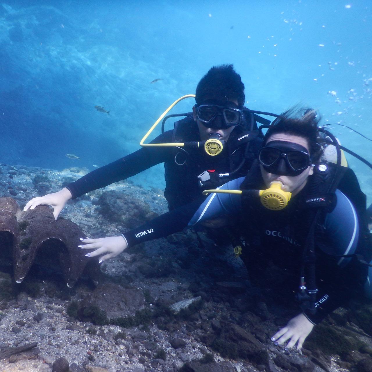 Exactamente en Tlaltizapán, hay una experiencia subacuática única.