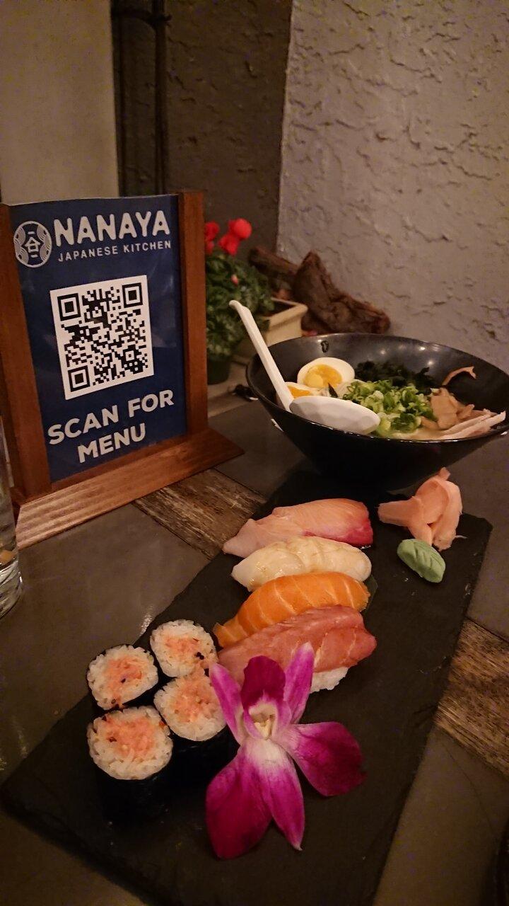 Nanaya Patio Picture Of Nanaya Japanese Kitchen Phoenix Tripadvisor