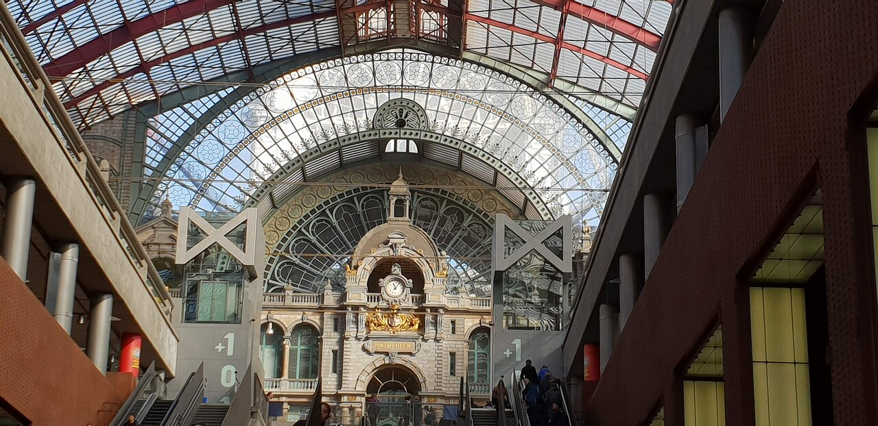 Antwerpen Centraal Antwerp 2020 All You Need To Know Before You Go With Photos Tripadvisor