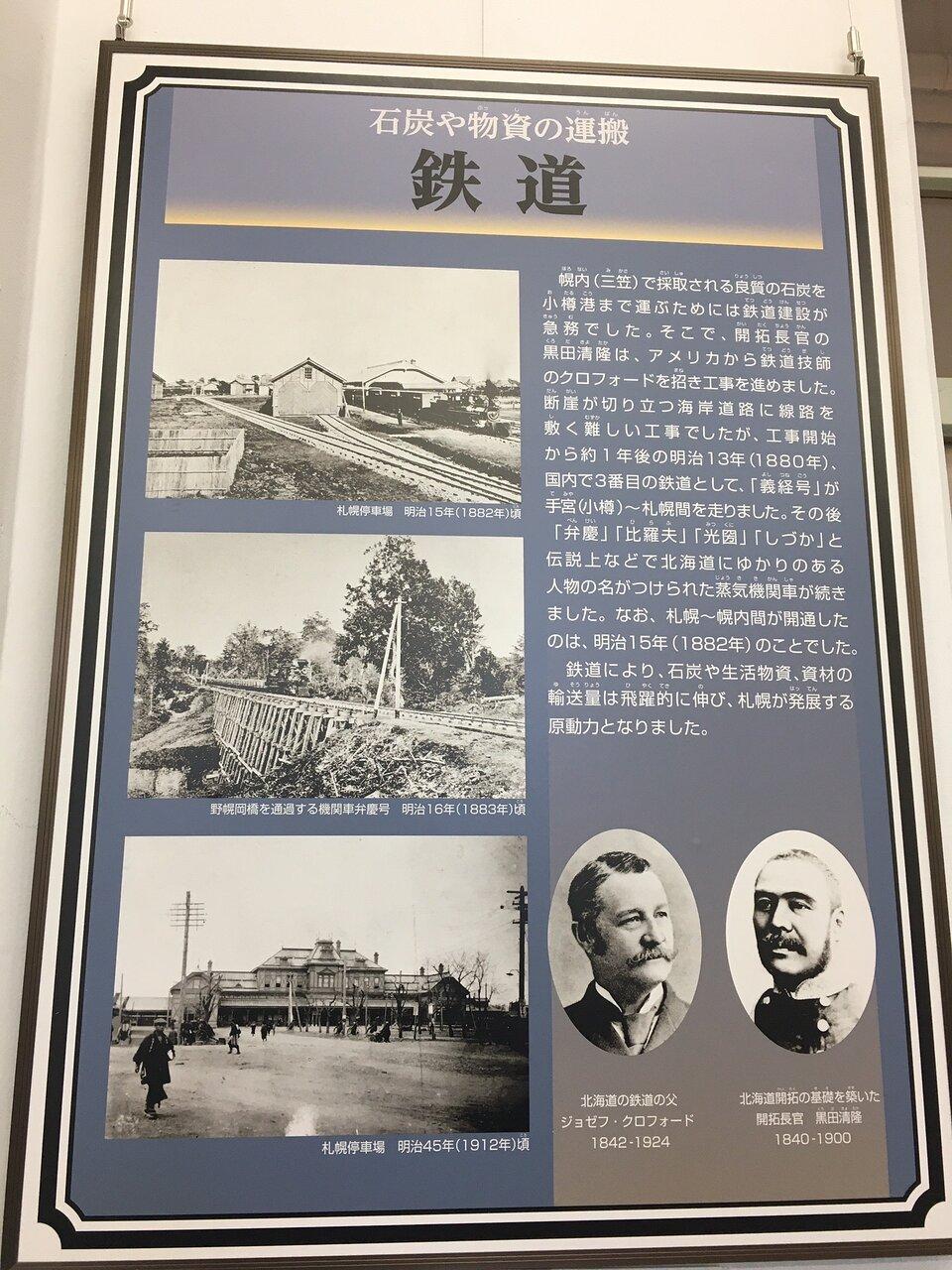 開拓 歴史 北海道
