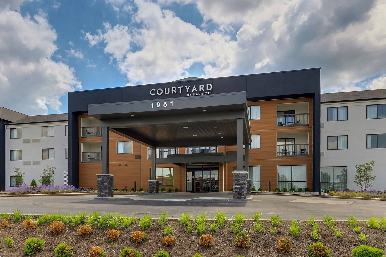 COURTYARD LEXINGTON SOUTH/HAMBURG PLACE   Updated 20 Prices ...
