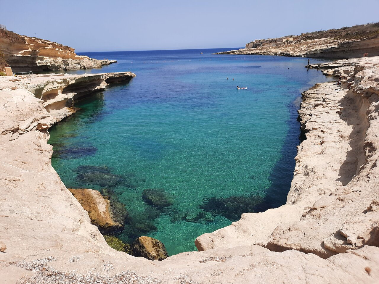 Il-kalanka Beach (Marsaxlokk) : 2021 Ce qu'il faut savoir pour votre visite - Tripadvisor