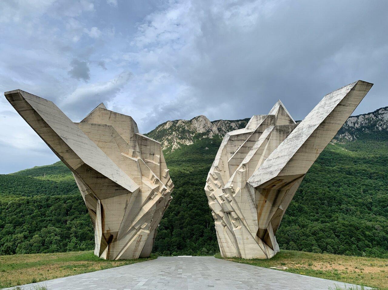 Bratunac Memorial Park