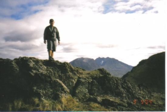 Flattop Mountain Hiking Trail