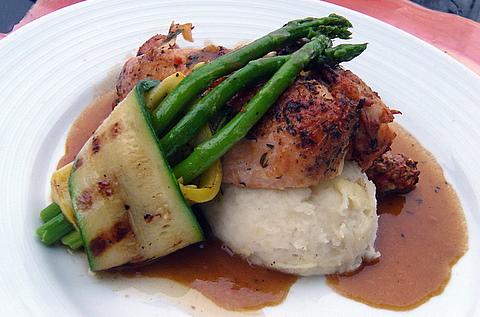 Brockton Villa Restaurant