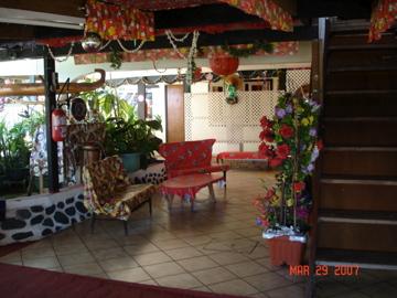 Tahiti Airport Lodge
