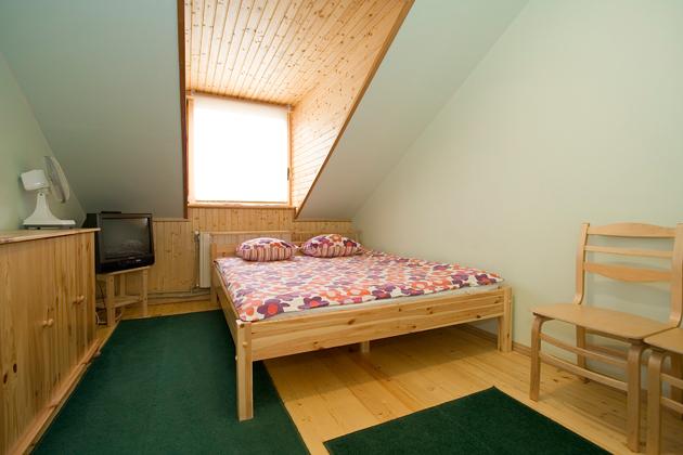 Hotel Melnais Starkis Guesthouse