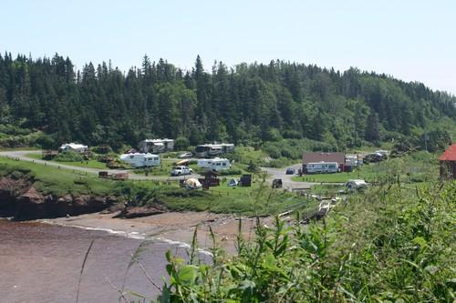 Camping Tete d'Indien (Indian Head)