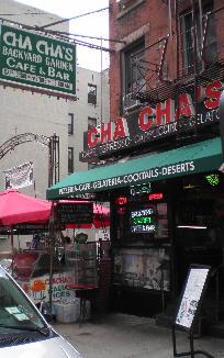Cha Cha's In Bocca Al Lupo Cafe