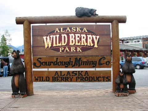 ‪Alaska Wild Berry Products‬
