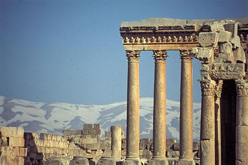 Templerne i Baalbek