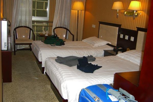Xin Tian Di Hotel
