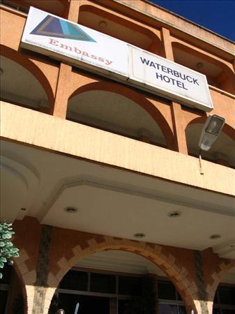 Hotel Waterbuck Nakuru