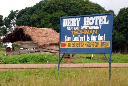 Dery Yire Hotel