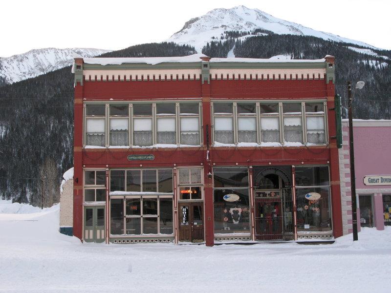 Teller House