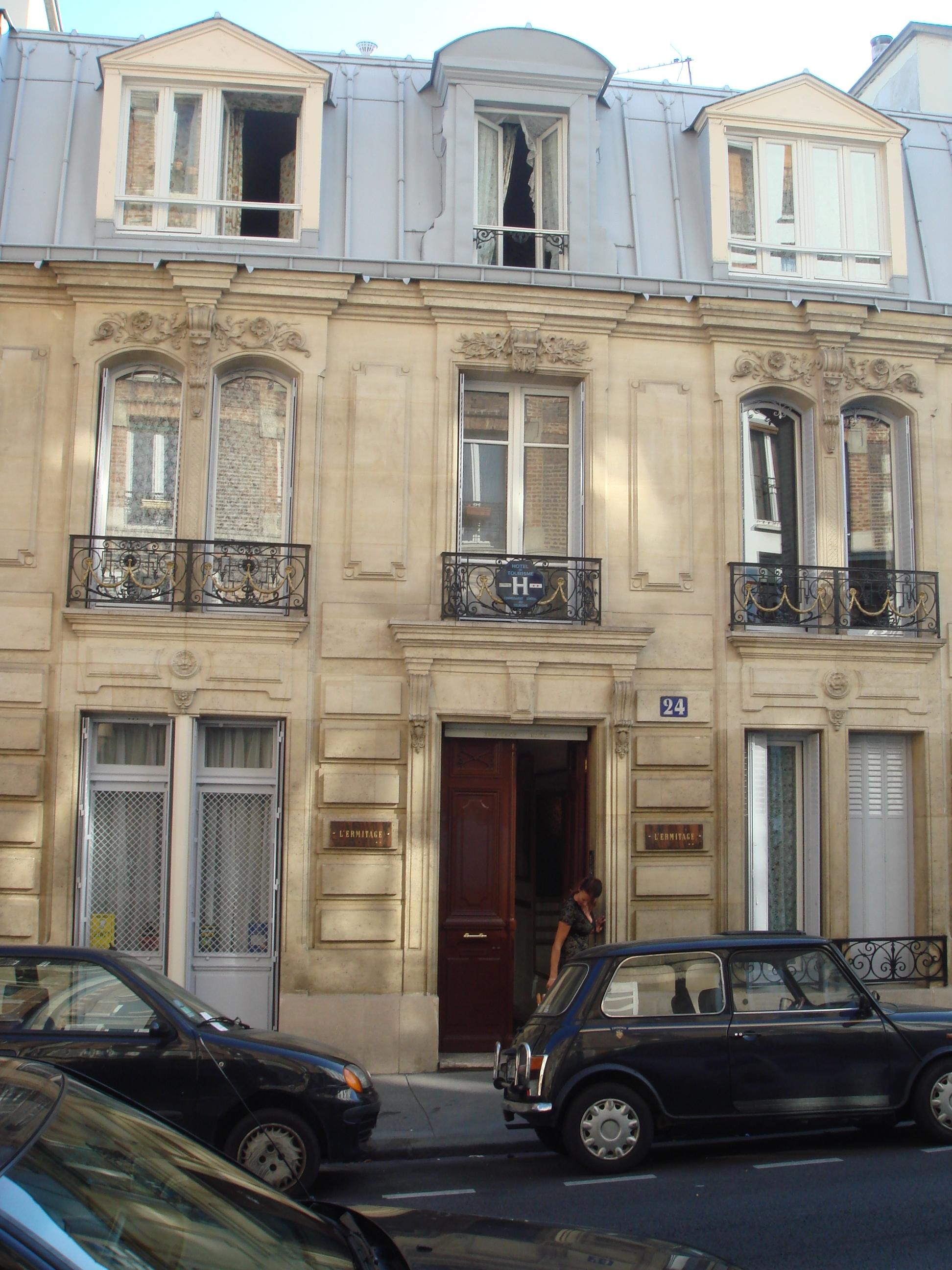 Ermitage Hotel Sacre-Coeur