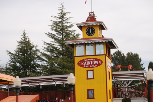 Sonoma Train Town