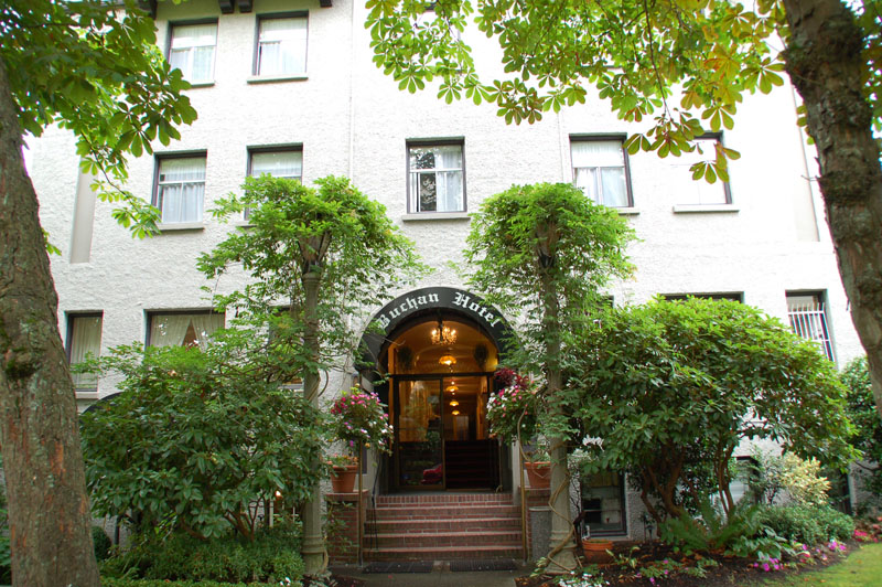 バッカン ホテル
