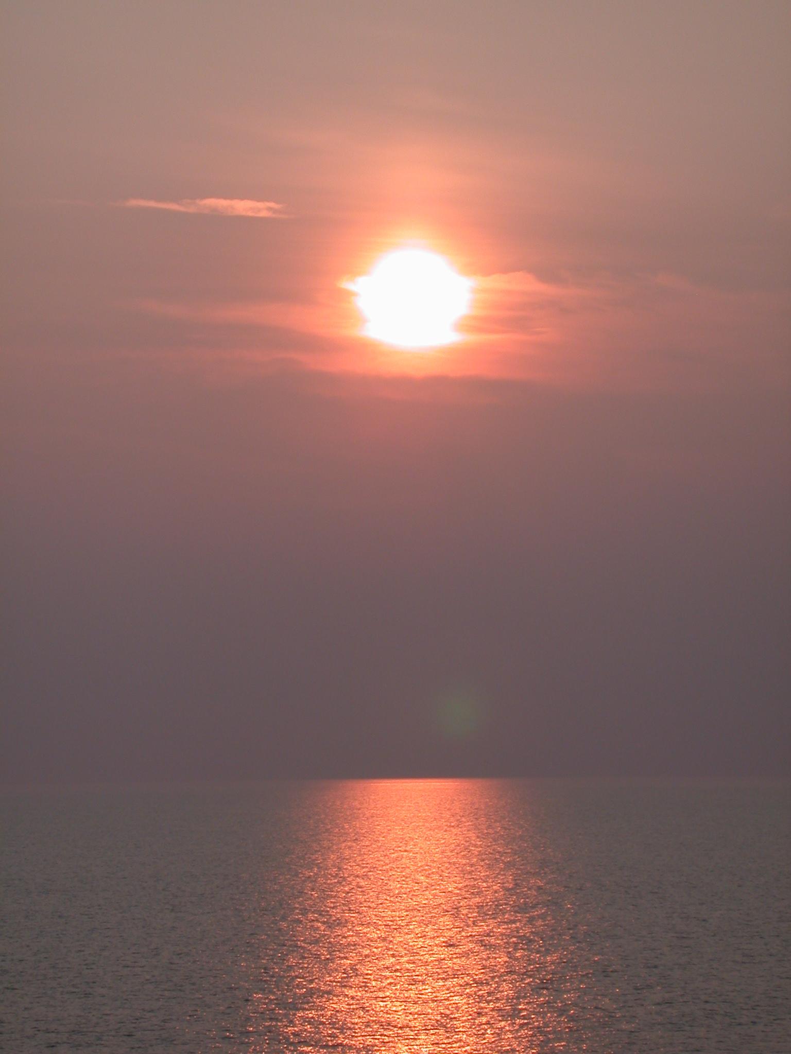 Caribbean Sunset, Bahamas
