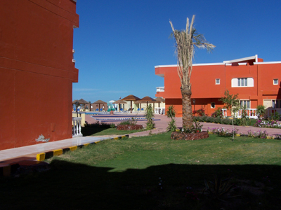 Nefertity Beach Hotel