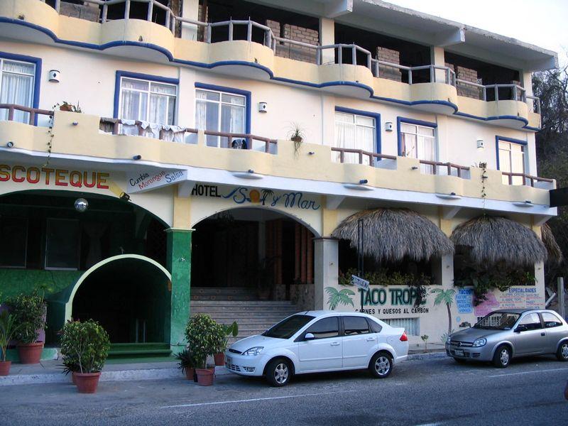 ホテル ソリマール