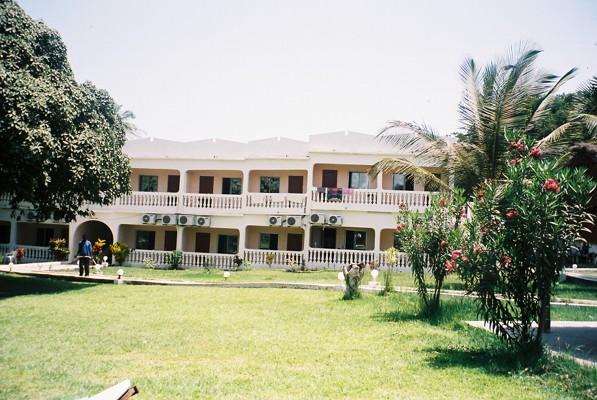 ザ マンシー ビーチ ホテル