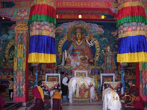 Khawalung Monastery