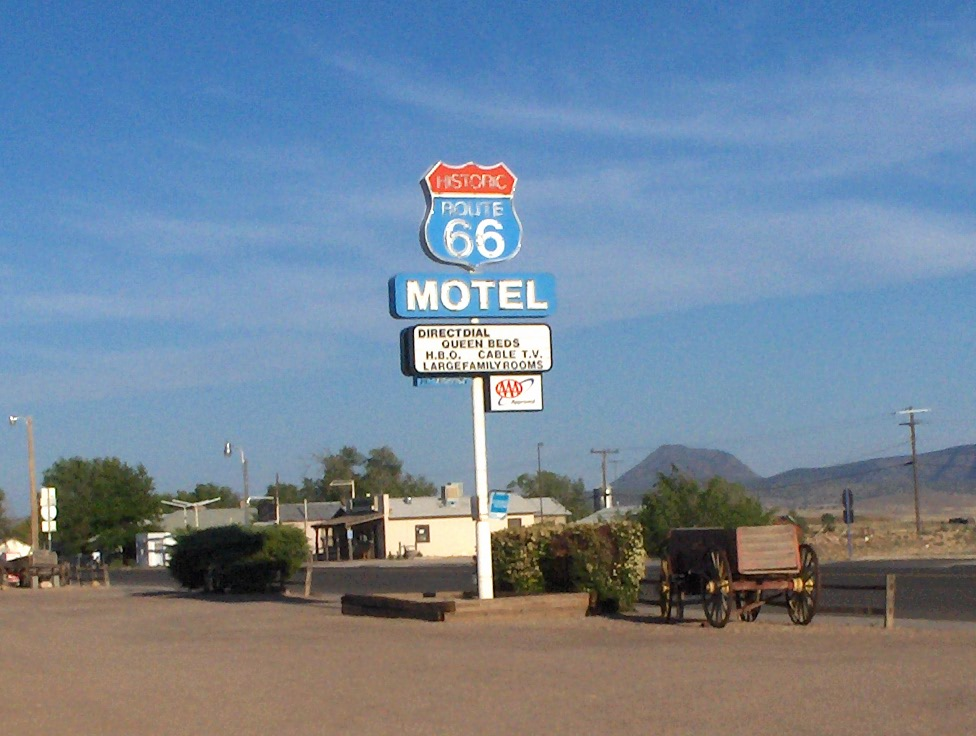 Historical Route 66 Motel