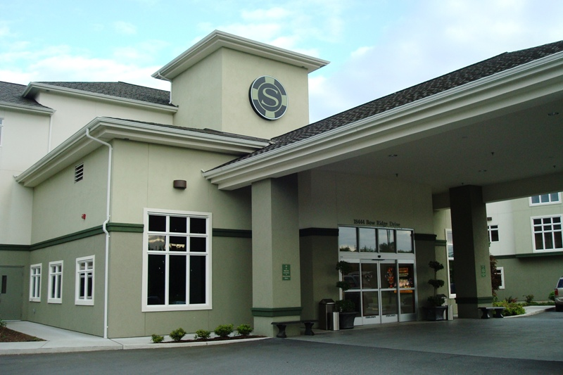 The Skagit Ridge Hotel