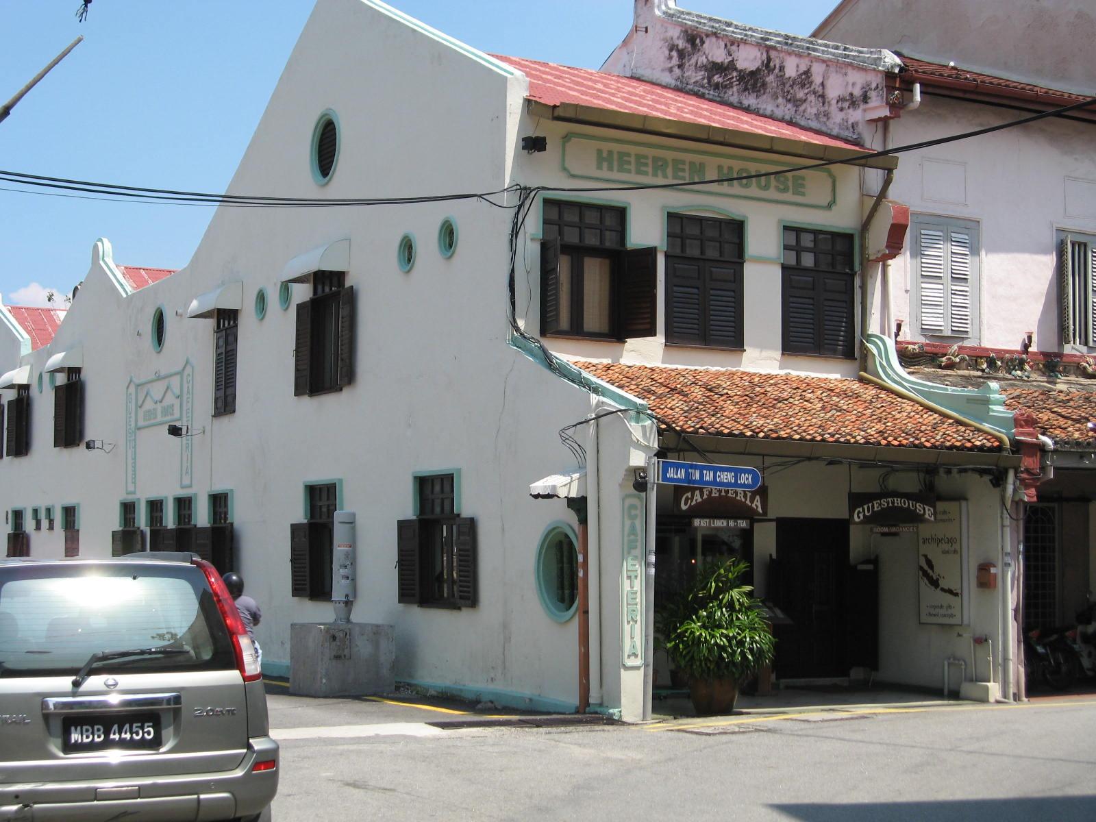Heeren House