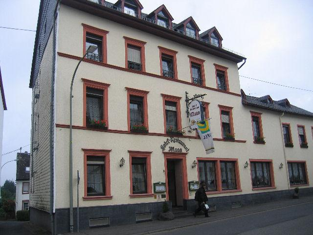 Maas Hotel-Restaurant