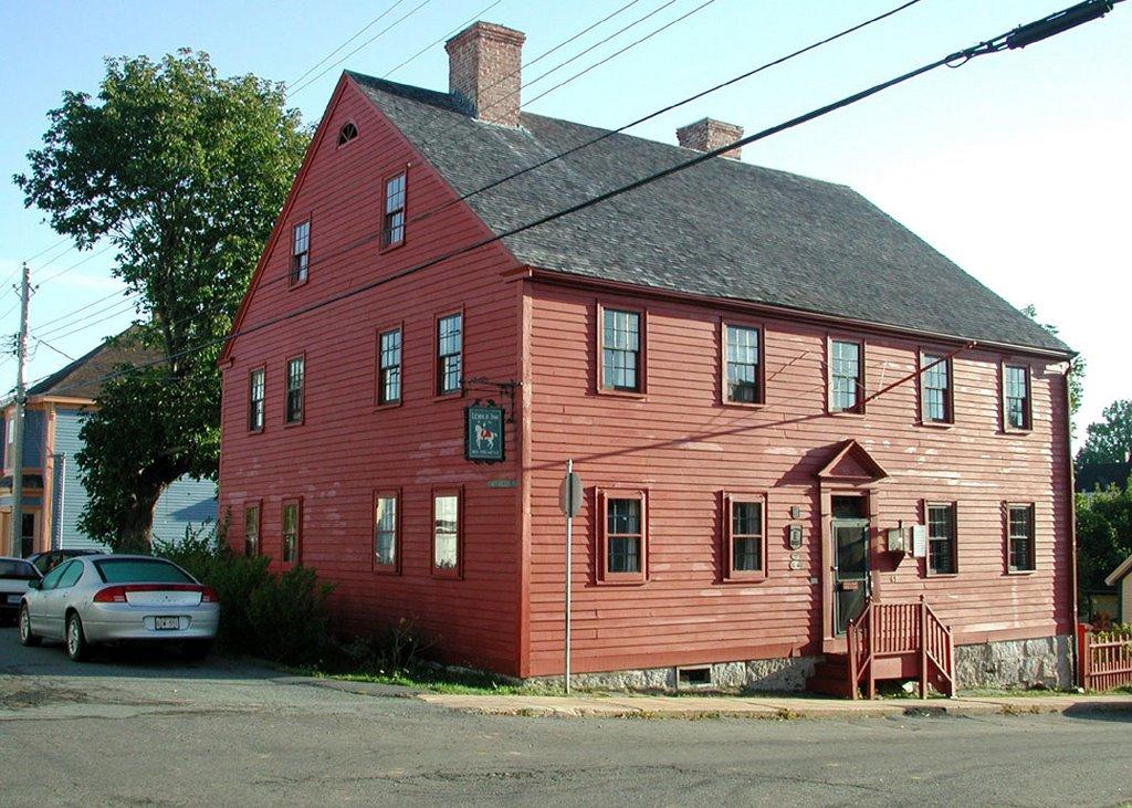 Lennox Inn 1791
