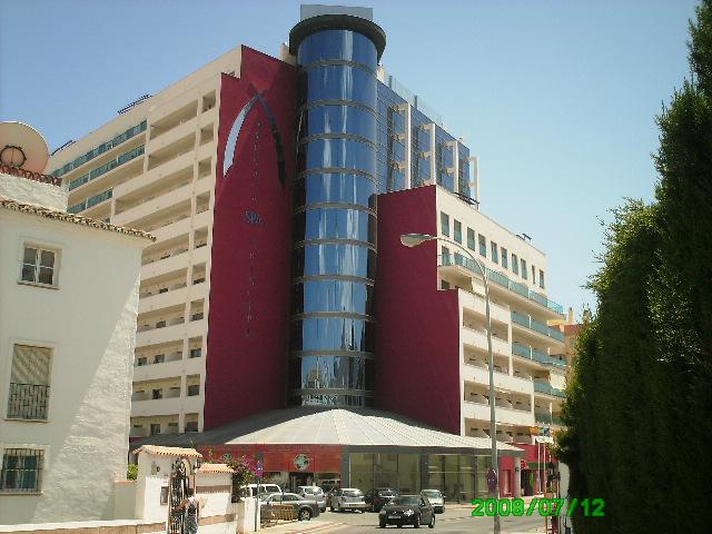 Aparthotel Arcosur Principe Spa