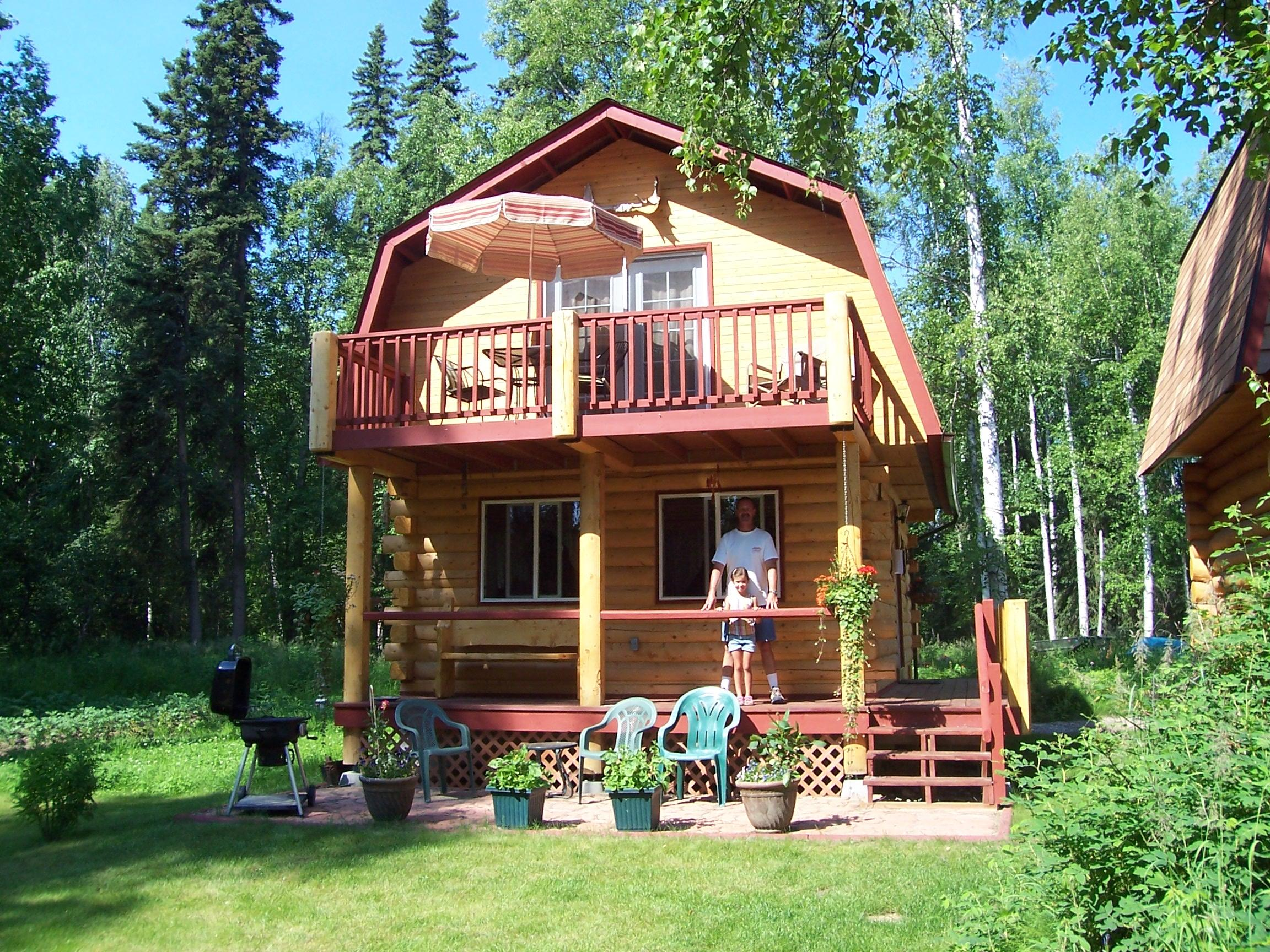 Riverbend Log Cabins & Cottage Rentals