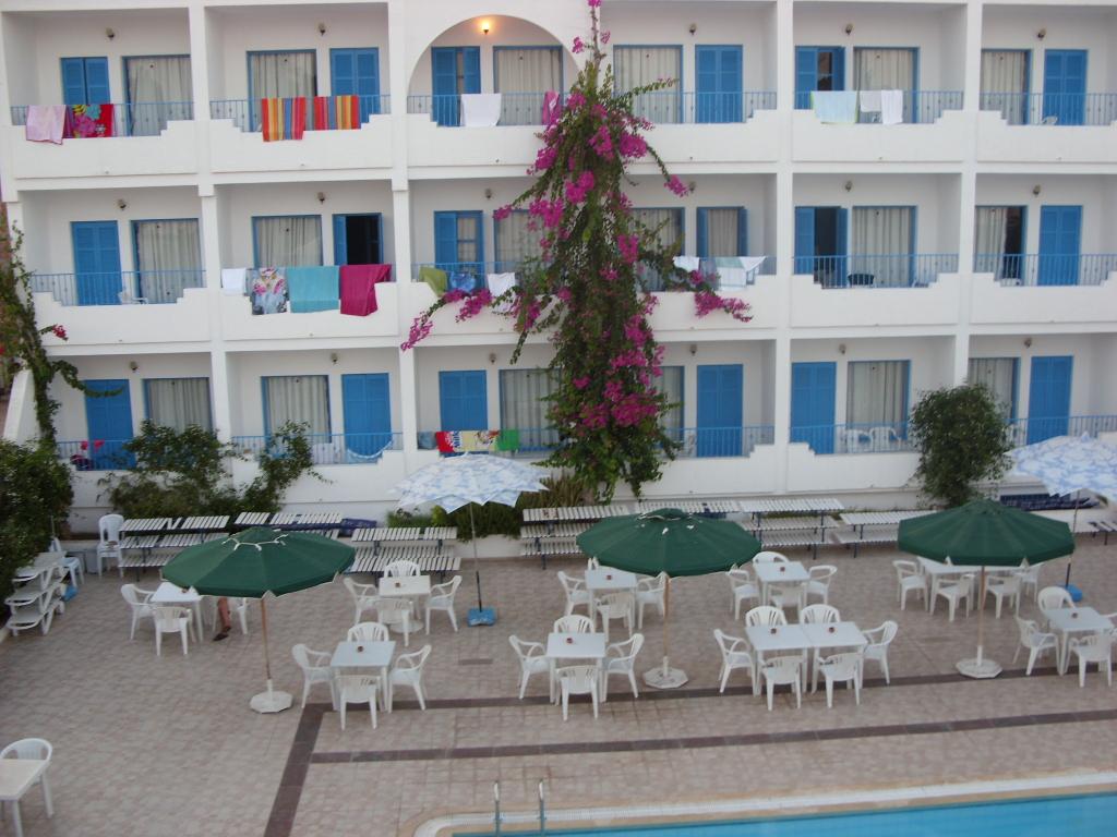 Hotel Les Citronniers
