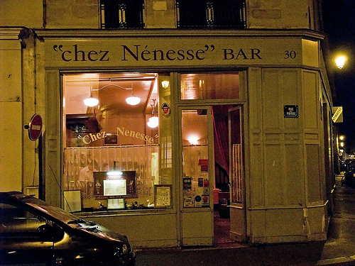 Chez nenesse paris le marais restaurant reviews for Restaurant miroir paris 18