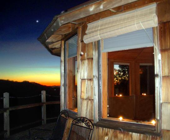 Mayacama Mountaintop Retreat / Clair de Lune Cottage