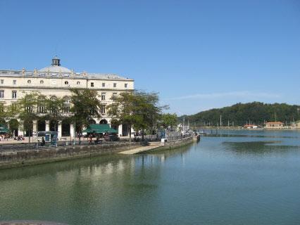 Bayonne river