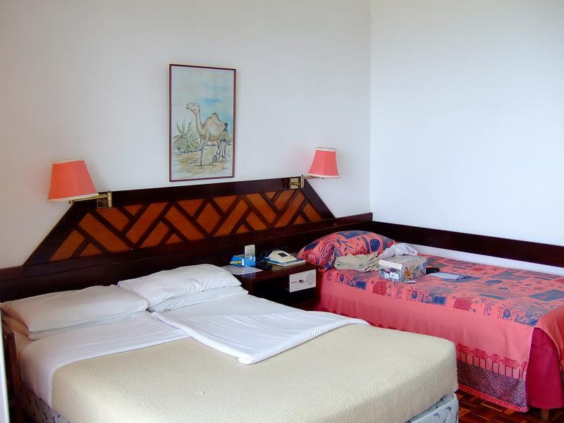 モンバサ ビーチ ホテル