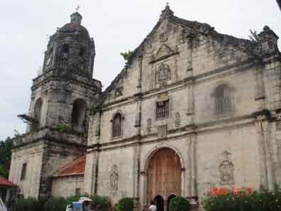Church of San Miguel Arcangel of Argao
