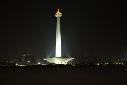 ‪National Monument (MONAS)‬