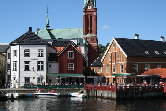 Arendal Harbour