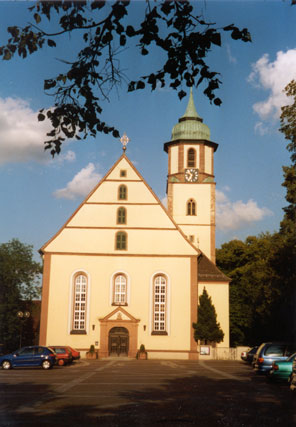 Martin-Luther-Kirche