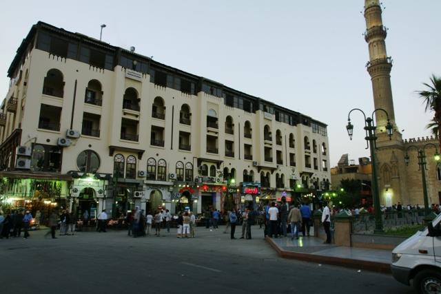 El Hussein Hotel