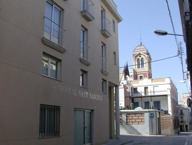 Hostal Sant Sadurni D'anoia