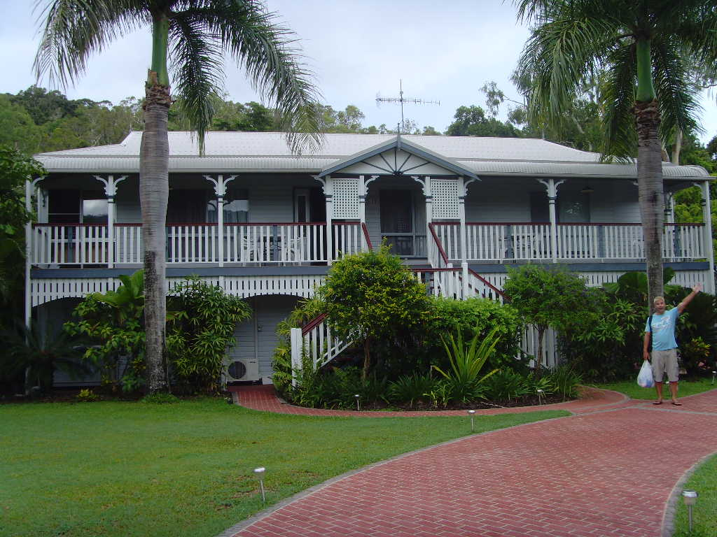 ‪Whitsunday Lodge Bed and Breakfast‬